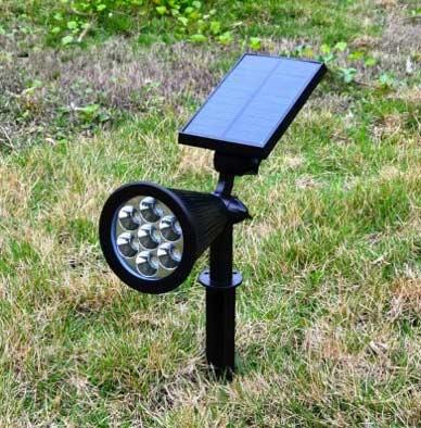 Solar Garden LED Light
