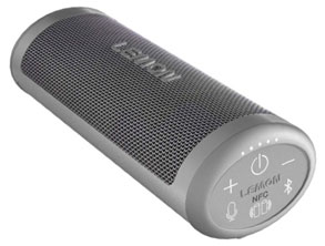 Solar Powered Portable Wireless Speaker