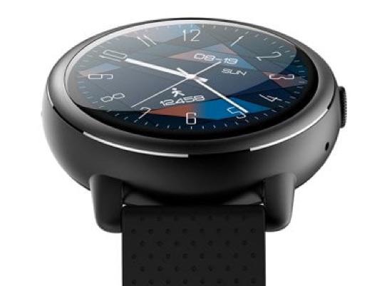 Stylish Round Smart Watch Phone With Camera best price