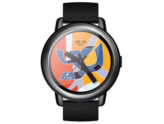 Stylish Round Smart Watch Phone With Camera