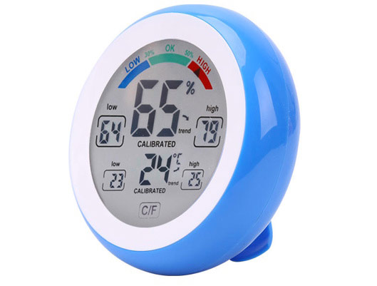 Touch Screen Thermometer