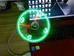 Unique USB Desk Fan