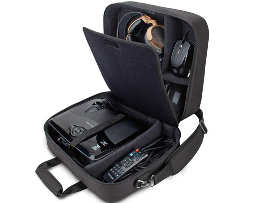 USA GEAR Gadgets Organizer Video Projector Bag