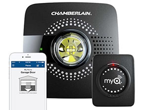 Voice Control Garage Hub Door Opener