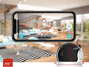 Best selling FHD IP Camera With Motion Detection