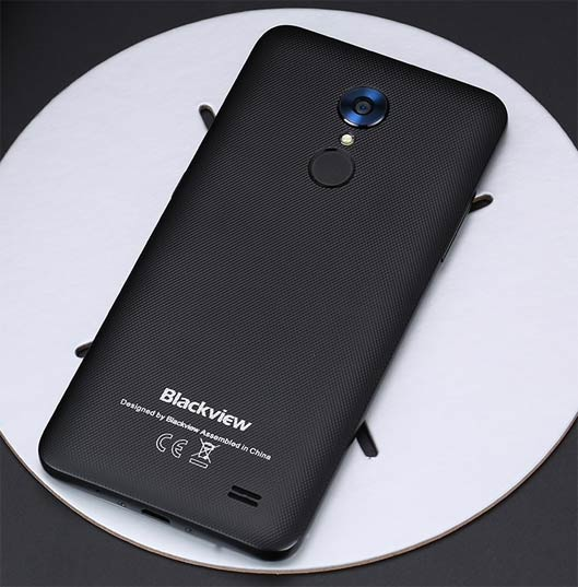 Blackview A10 back