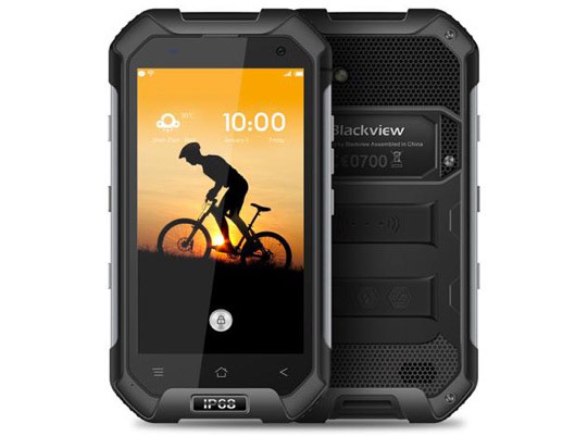 Blackview BV6000S Rugged Smartphone