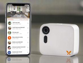 Camera to Watch Over Your Home