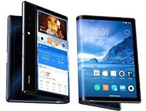 Premium Bendable FHD Screen Tablet Phone