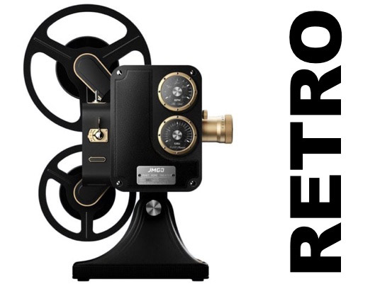 Retro Projector Premium Home Theater discount