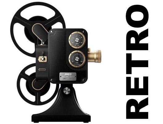 Retro Projector Premium Home Theater discount