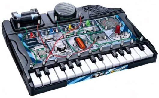 Science Electronic Kit For Kids