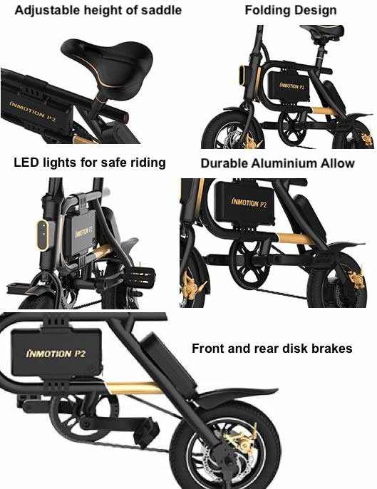 Smart Folding Electric Bicycle Specs and Deal