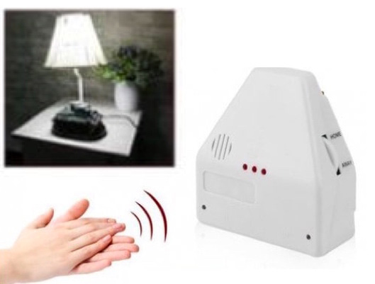 Sound Activated Lamp Switch