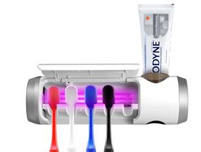 best selling Antibacterial Toothbrush Sterilizer