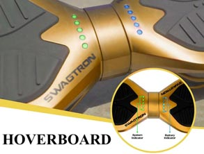 Built-in Bluetooth Speaker Premium Hoverboard