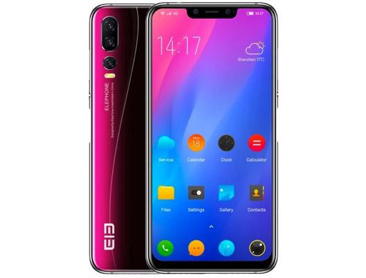 Elephone A5 Smartphone