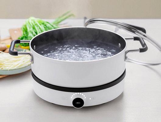 Non-stick Safe Aluminum Soup Pot
