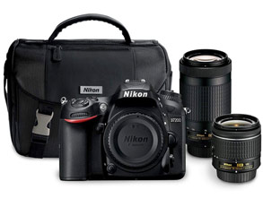 Outdoor PRO Digital Camera Kit