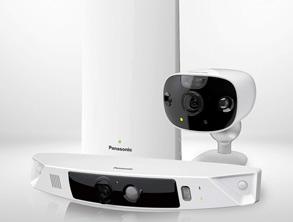 Panasonic Smart Home Monitor