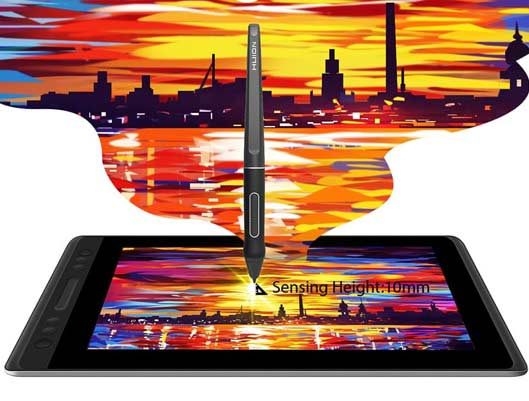 Pro Graphics Drawing Tablet