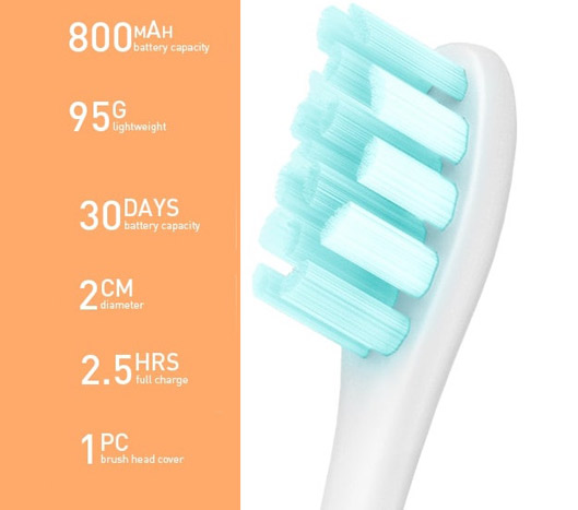 Smart APP Control Electrical Toothbrush discount