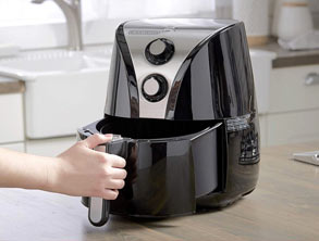Air Fryer To Create Crunchy Snacks