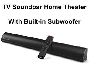 Best WOHOME Soundbar Home Theater