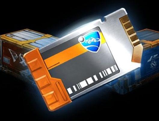 Rocket League PS4 Tradable Keys