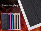 Solar Power Bank Mobile Charger best price