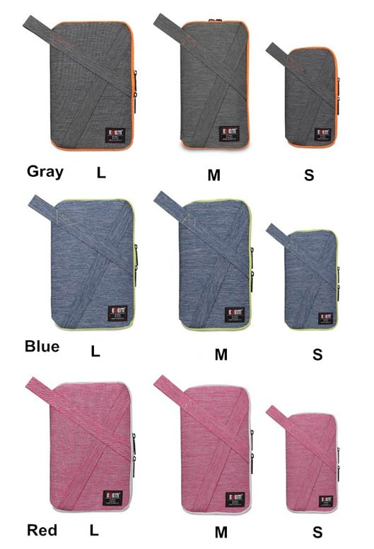 Bag for Mobile Accessories gray