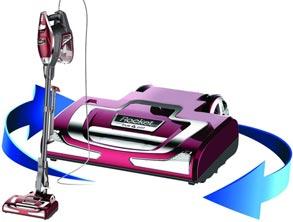 Deluxe Light Corded Vacuum