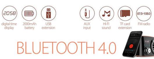 Home Retro Bluetooth Speaker