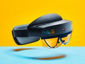 Microsoft AR Headset HoloLens 2
