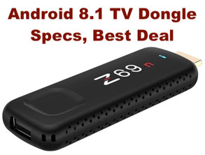 Newest Android 4K TV Dongle