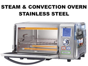 Steam And Convection Oven