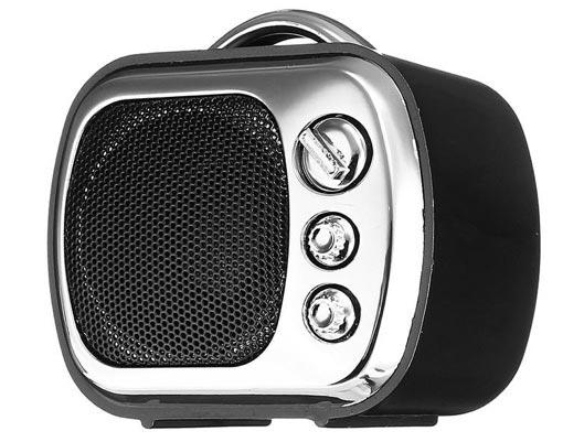 Vintage Bluetooth Stereo Speaker