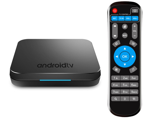 Mecool Android 9.0 TV Box