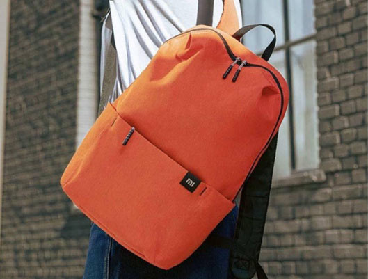 Simple Daily Backpack