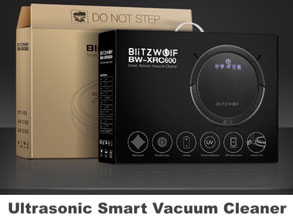 Best Ultrasonic Smart Robot Vacuum Cleaner