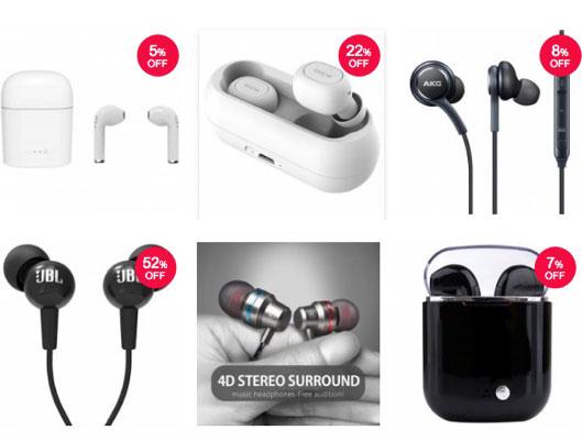 Get your best earphones