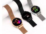 High-end smartwatch good start