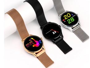 High-end smartwatch good start