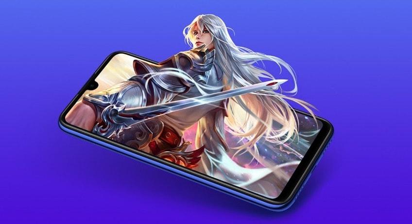 Xiaomi Mi Play 4G Smartphone