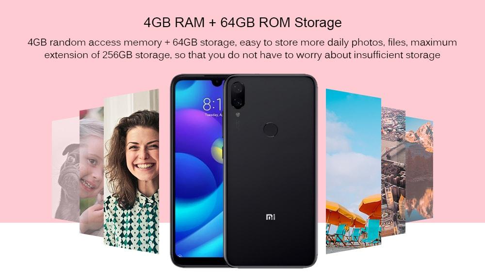 Xiaomi Mi Play Smartphone