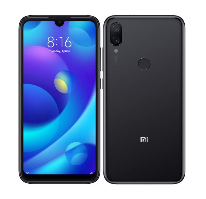 Xiaomi Mi Play Smartphone International Version