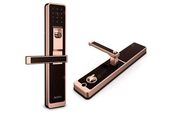 Home Security Smart Door Lock