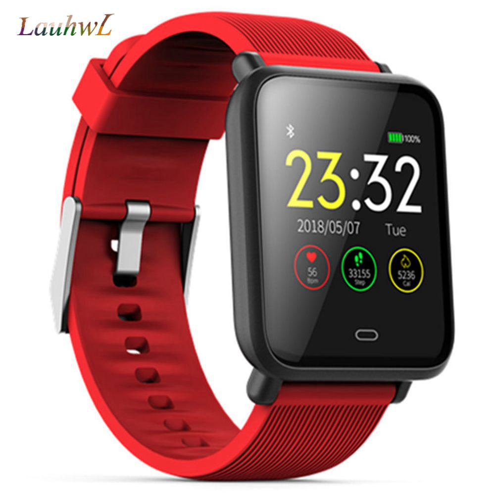 Q9 Waterproof Sports Smartwatch 5 Colors For Android