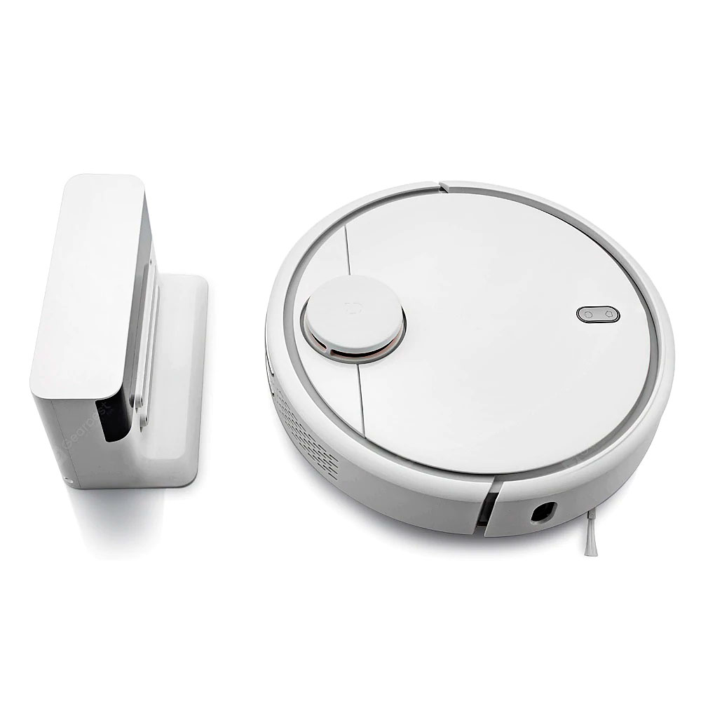 Shop xiaomi mijia smart robot vacuum cleaner lsd and slam 1800 ps 5200 mah with app control Buy fashion robot vacuums online.