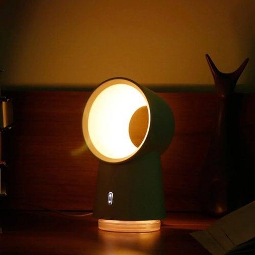 Xiaomi 3 in 1 Desktop Fan Humidifier With LED Light